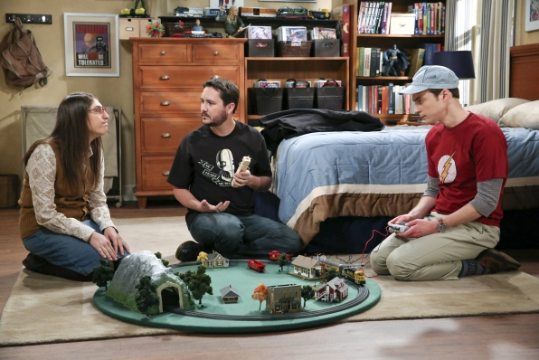The Big Bang Theory S07E10 - The Discovery Dissipation