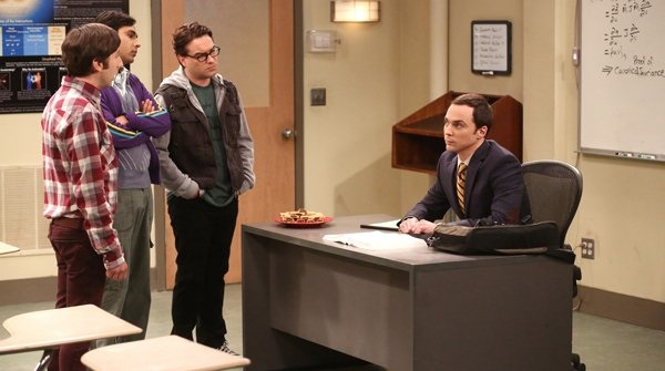 The Big Bang Theory S08E02 - The Junior Professor Solution