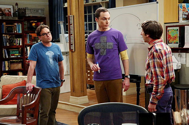 The Big Bang Theory S08E05 - The Focus Attenuation