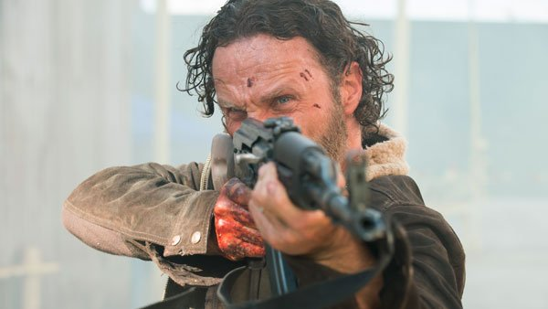 The Walking Dead S05E01 - No Sanctuary
