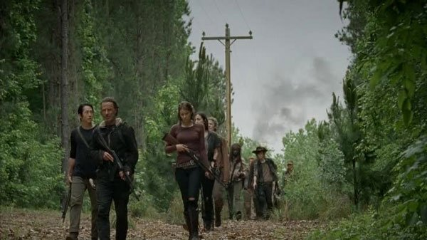 The Walking Dead S05E02 - Strangers