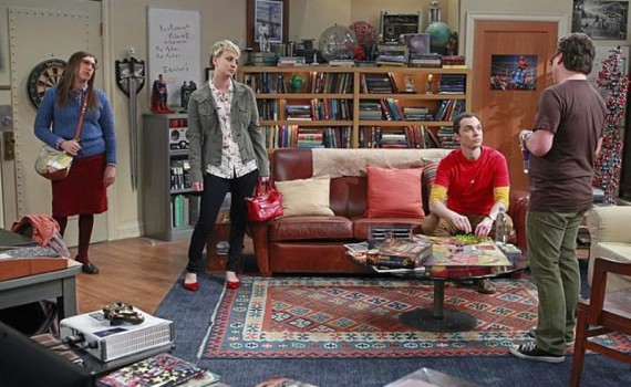 The Big Bang Theory S08E12 - The Space Probe Disintegration