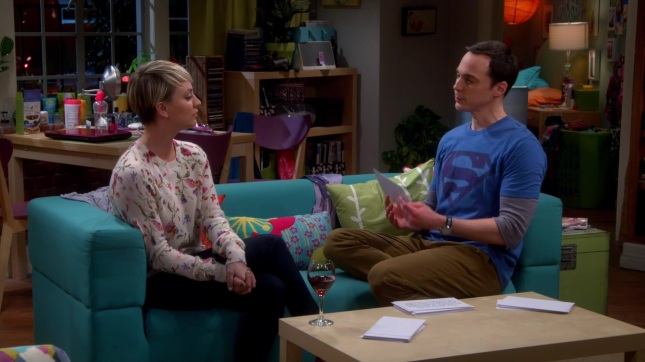 The Big Bang Theory S06E16 - The Intimacy Acceleration