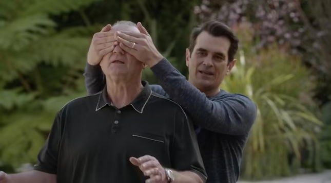 Modern Family S06E19 - Grill, Interrupted